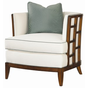 Tommy Bahama Home Ocean Club Abaco Chair