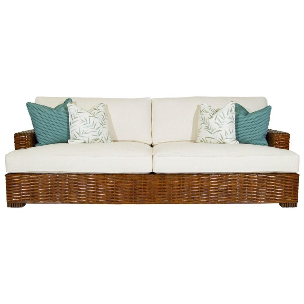 Ocean Club Salina Sofa by Tommy Bahama Home at Baer's Furniture