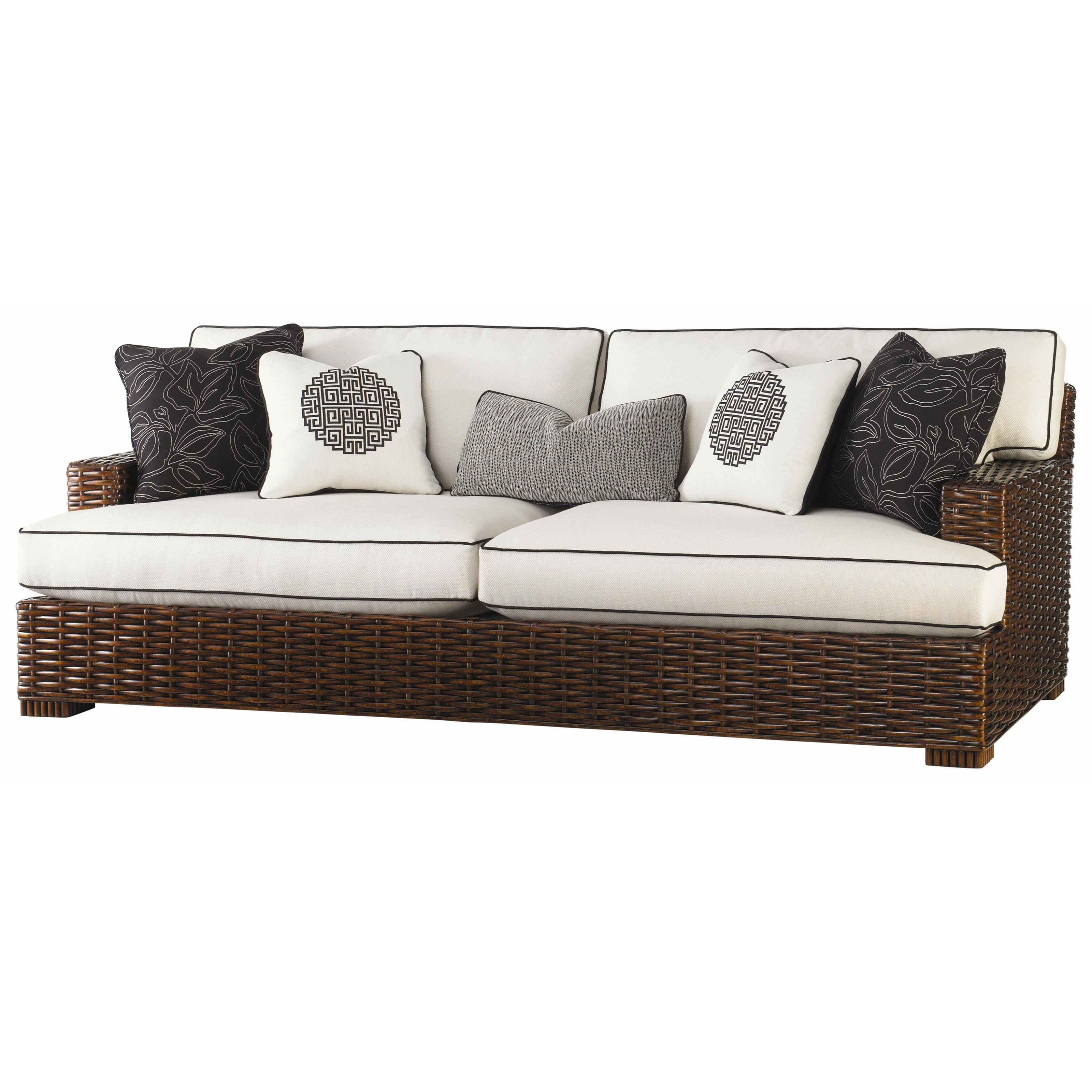 Tommy Bahama Home Ocean Club Salina Sofa - Item Number: 1792-33-4826-11