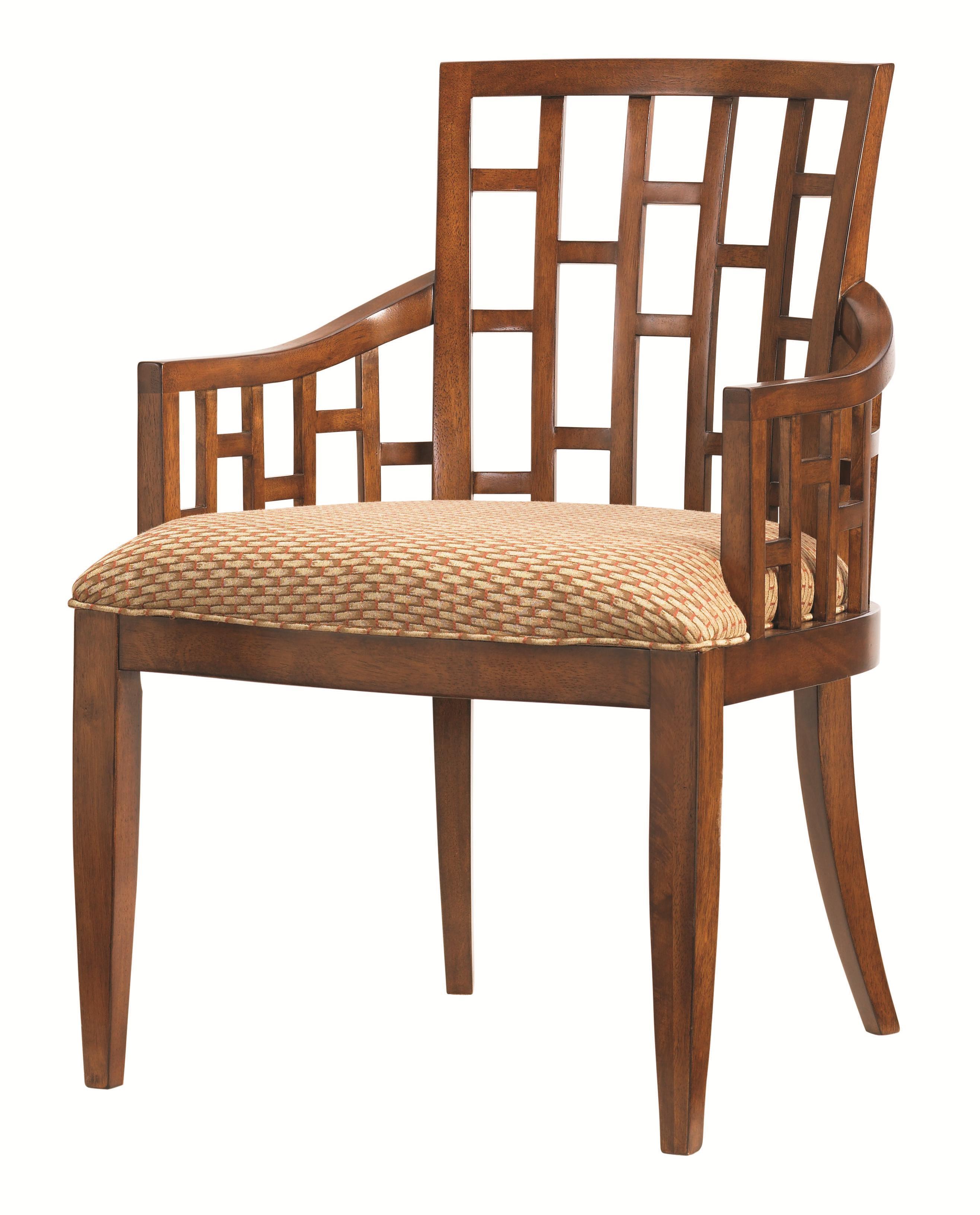 Ocean Club <b>Quick Ship</b> Lanai Arm Chair by Tommy Bahama Home at Baer's Furniture