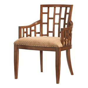 Tommy Bahama Home Ocean Club <b>Quick Ship</b> Lanai Arm Chair