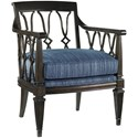 Tommy Bahama Home Royal Kahala Ginger Chair - Item Number: 1513-11-5979-31