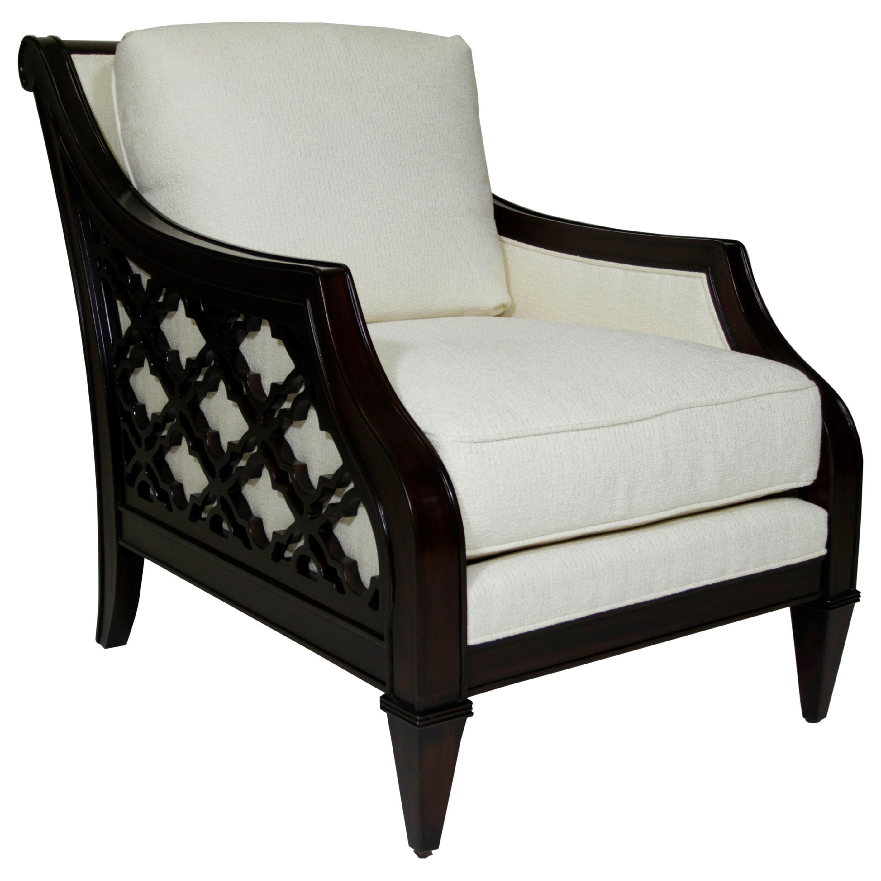 Royal Kahala Bay Club Chair by Tommy Bahama Home at Baer's Furniture