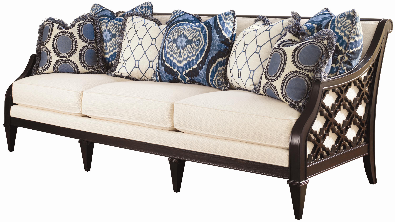 Tommy Bahama Home Royal Kahala Bay Club Sofa - Item Number: 1514-33