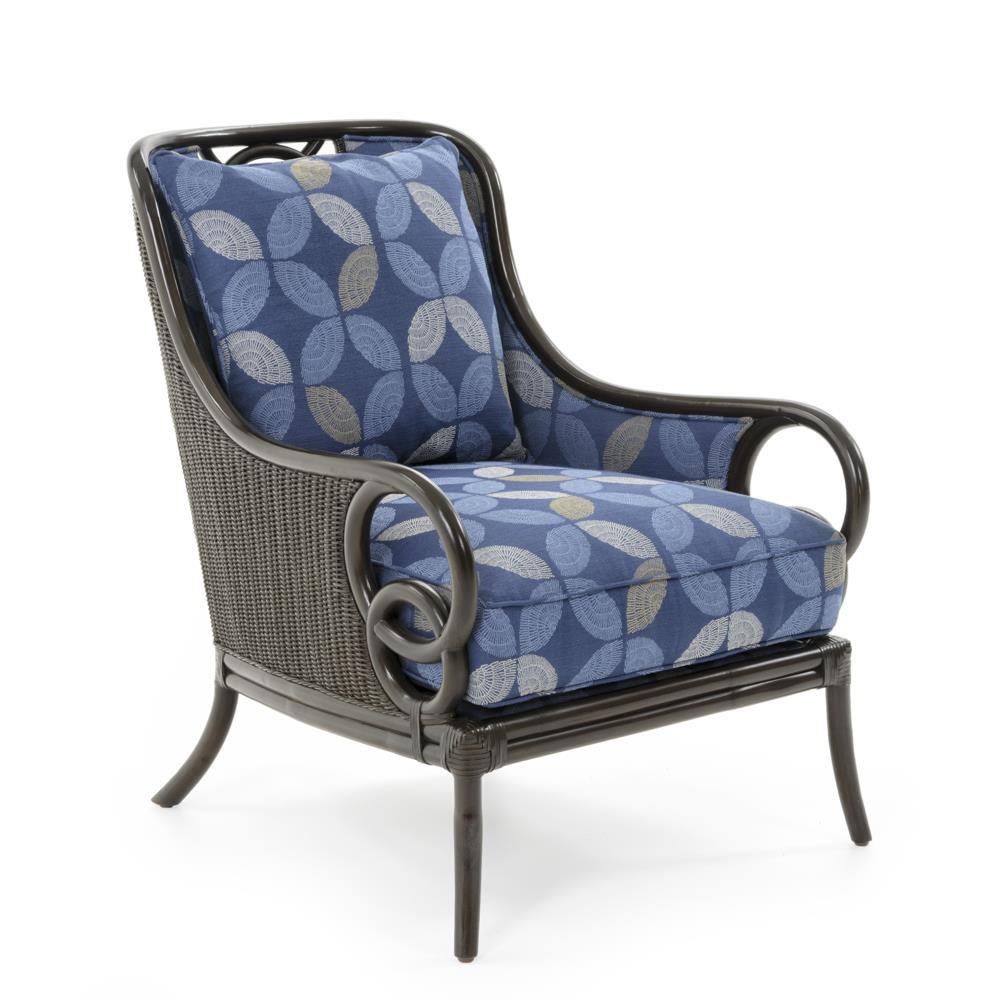 Tommy Bahama Home Royal Kahala Sumatra Chair - Item Number: 1528-11 5044-31
