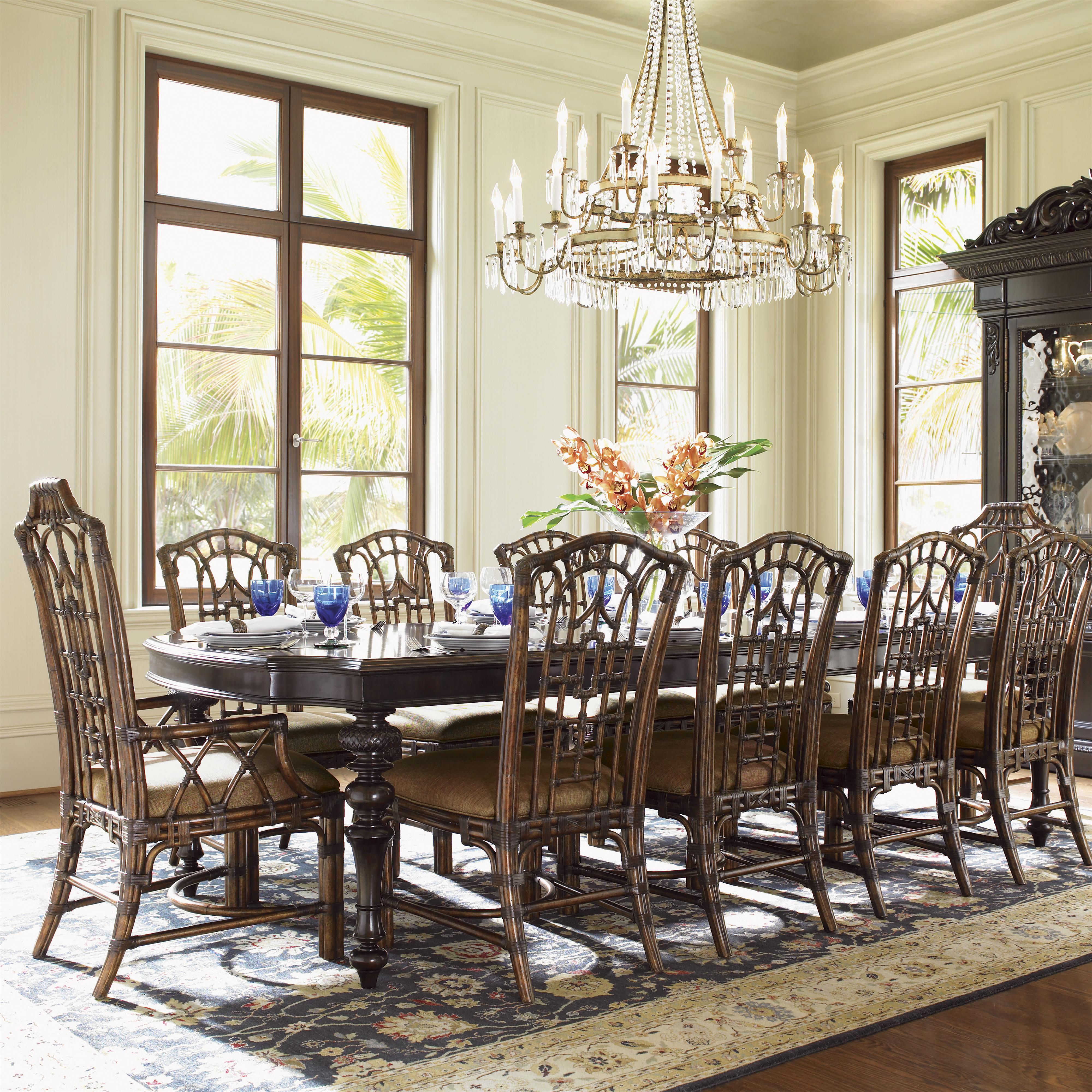 Royal Kahala 11 Piece Set by Tommy Bahama Home at Baer's Furniture