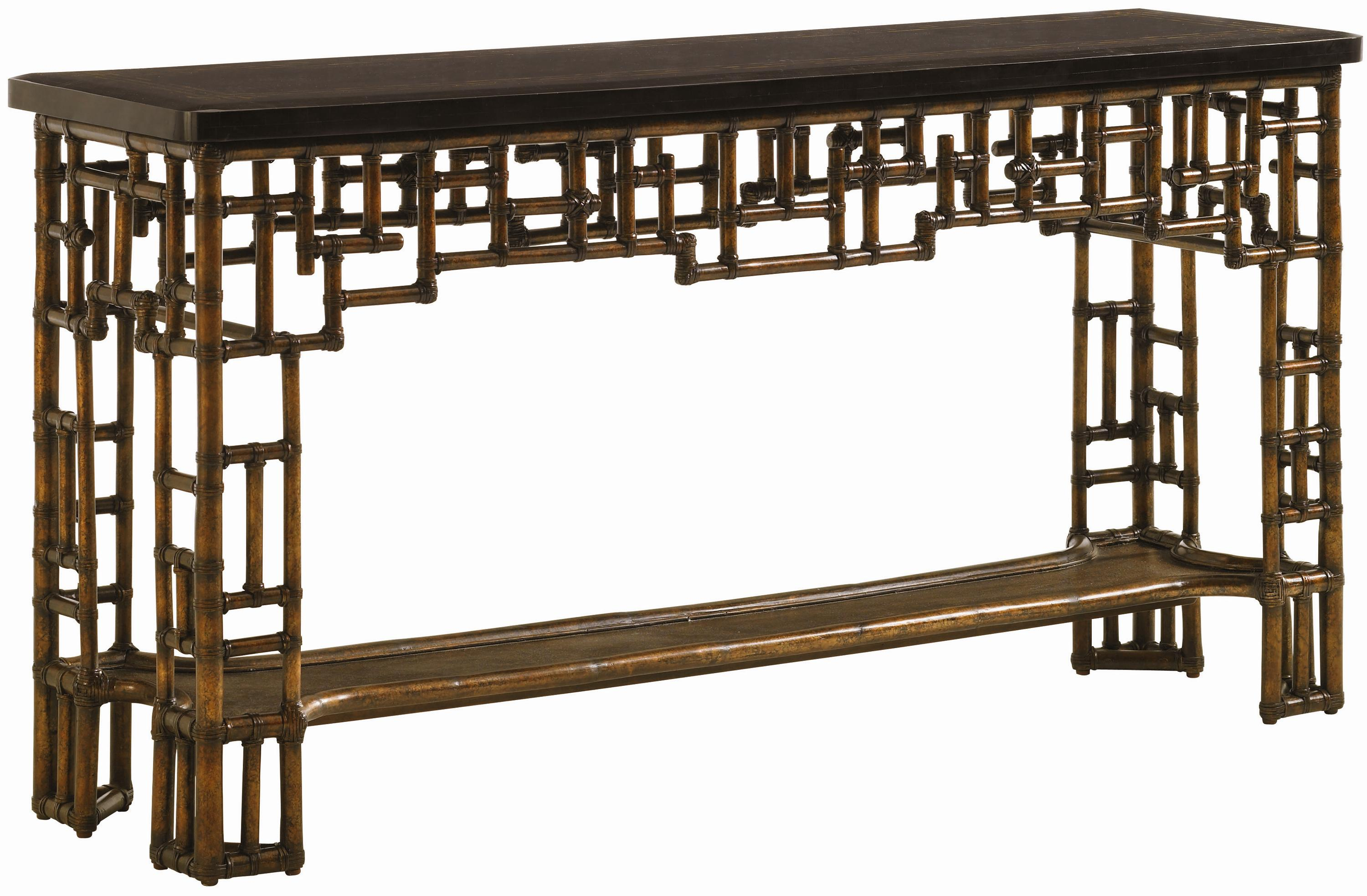 Tommy Bahama Home Royal Kahala Mystic Console - Item Number: 538-869