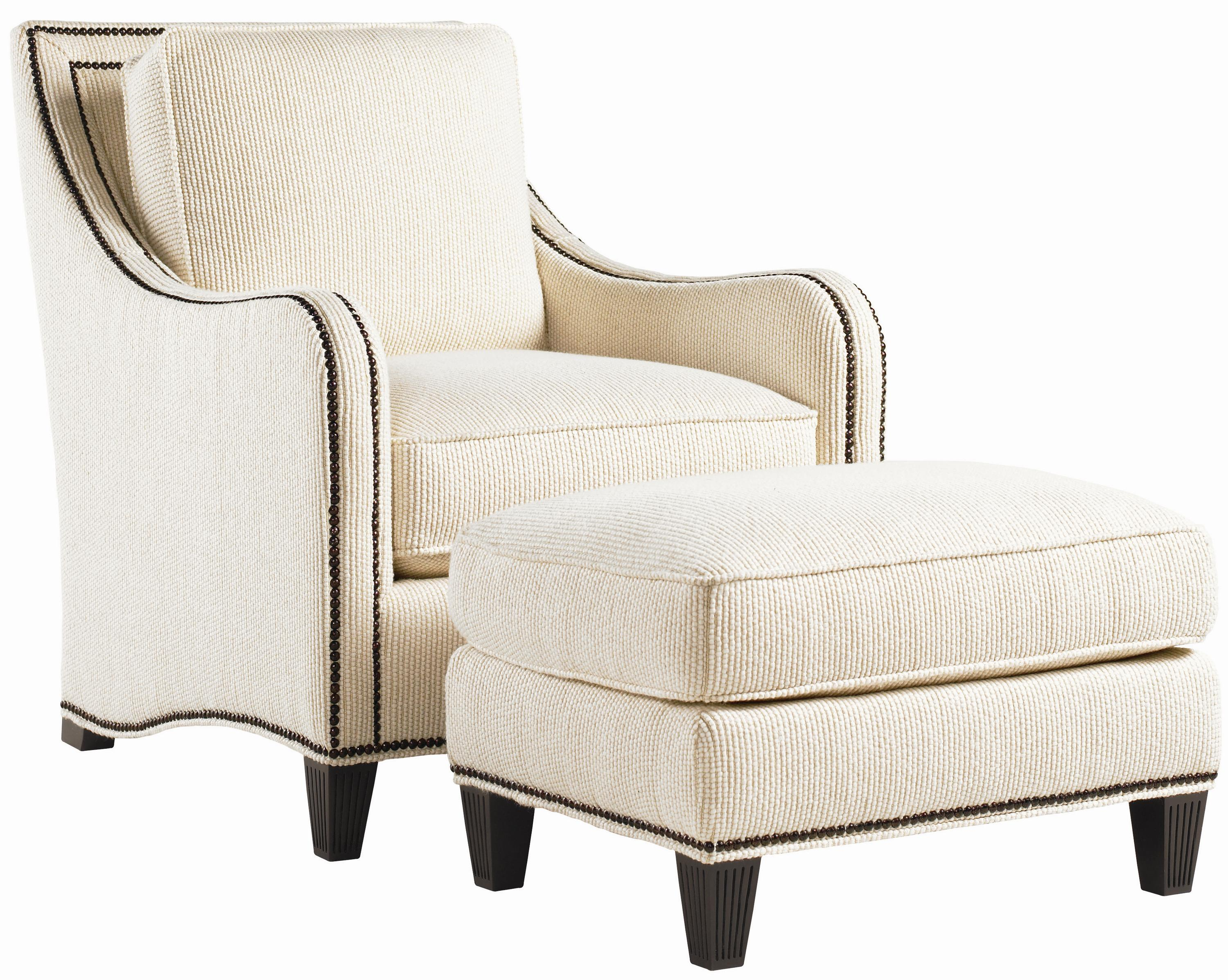 Royal Kahala Koko Chair & Ottoman by Tommy Bahama Home at Baer's Furniture