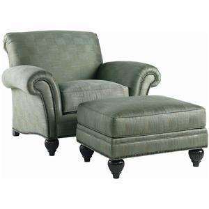 Edgewater Chair & Ottoman