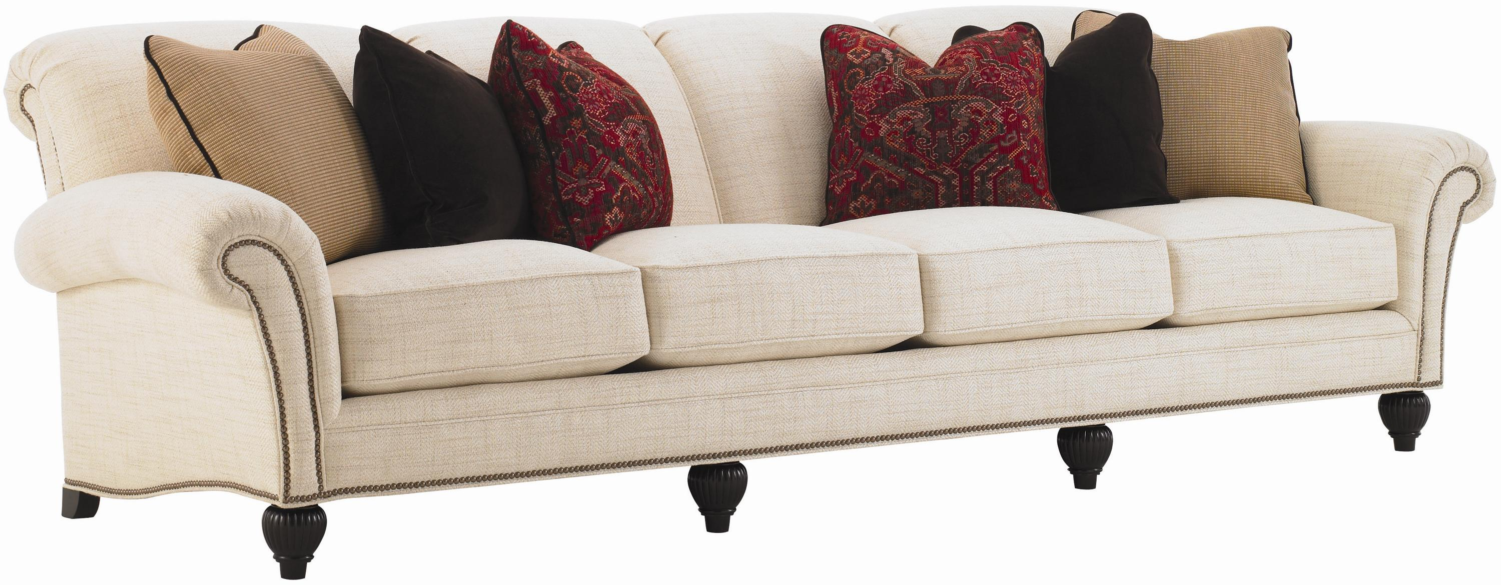 Royal Kahala Edgewater Extended Sofa by Tommy Bahama Home at Baer's Furniture