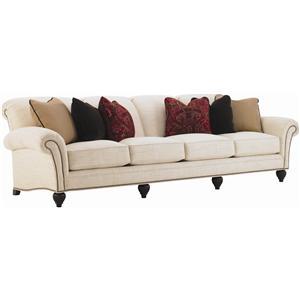 Tommy Bahama Home Royal Kahala Edgewater Extended Sofa