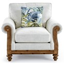 Tommy Bahama Home Tommy Bahama Upholstery Quick Ship West Shore Chair - Item Number: 7921-11-06
