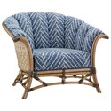Tommy Bahama Home Twin Palms Pelican Key Chair - Item Number: 1798-11-5050-31