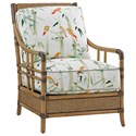 Tommy Bahama Home Twin Palms Seagate Chair - Item Number: 1845-11-3001-61
