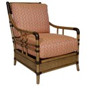 Tommy Bahama Home Twin Palms Seagate Chair - Item Number: 1845-11-6380-51