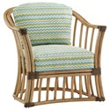 Tommy Bahama Home Twin Palms Paradise Cove Chair - Item Number: 1941-11-5052-21