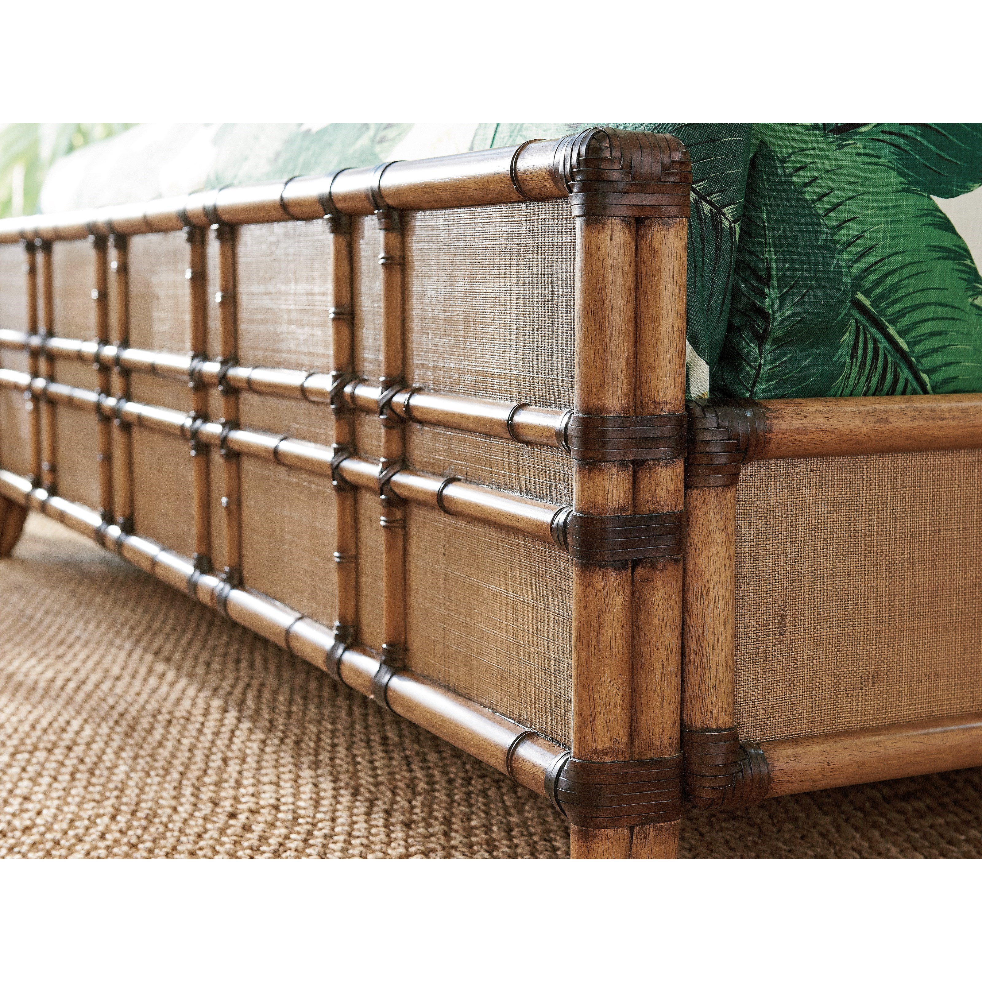 Tommy Bahama Home Twin Palms 558 134c King Size Coco Bay
