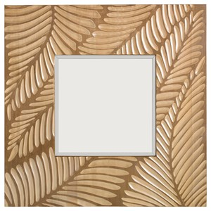 Tommy Bahama Home Twin Palms Freeport Square Mirror