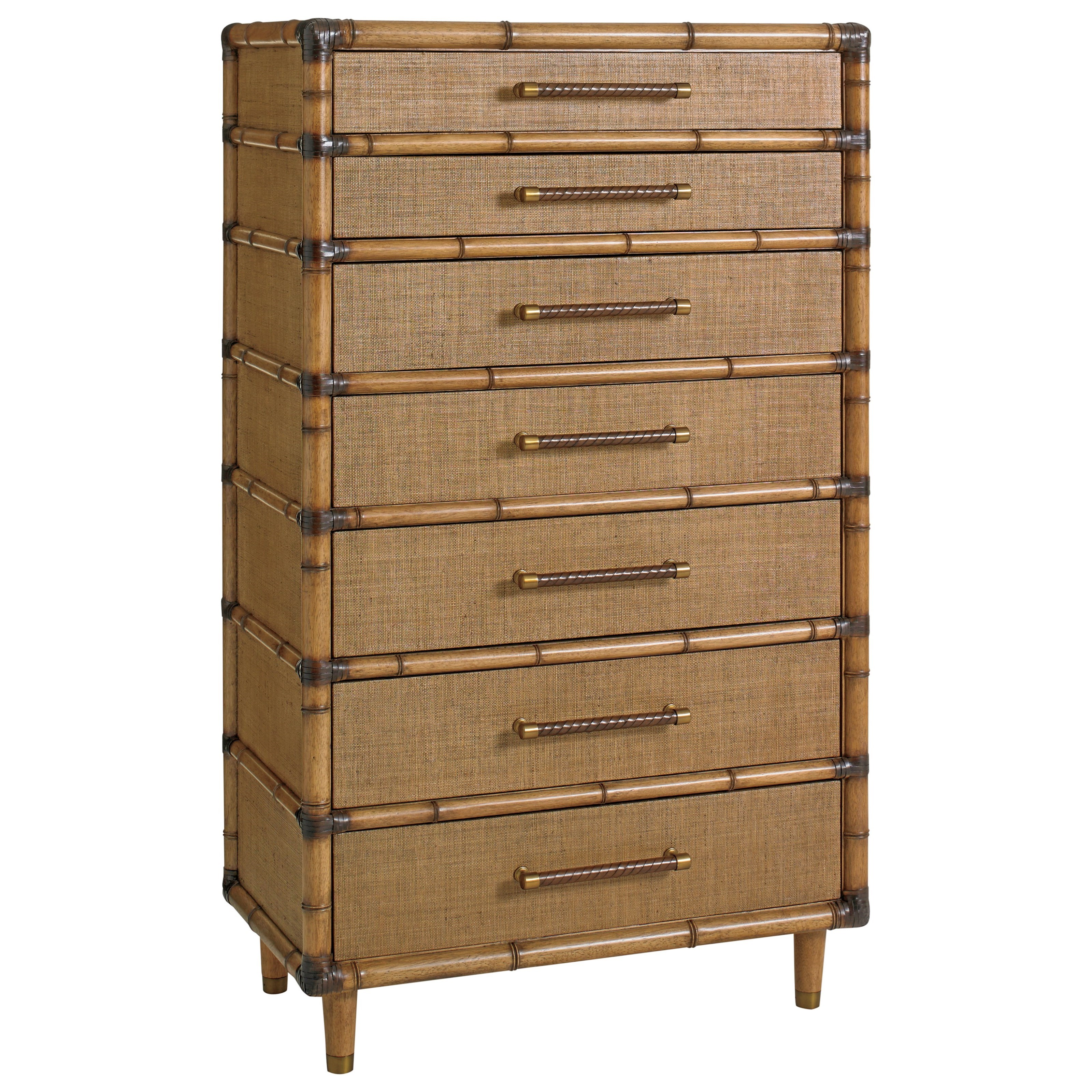 Tommy Bahama Home Twin Palms Bridgetown Chest - Item Number: 558-306