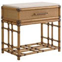 Tommy Bahama Home Twin Palms Cordoba Open Nightstand - Item Number: 558-623