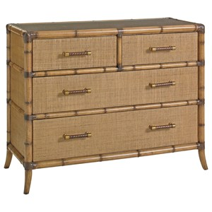 Tommy Bahama Home Twin Palms Accent Chest