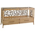 Tommy Bahama Home Twin Palms Sonesta Serving Console - Item Number: 558-869