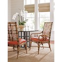 Tommy Bahama Home Twin Palms Customizable Summer Isle Side Chair