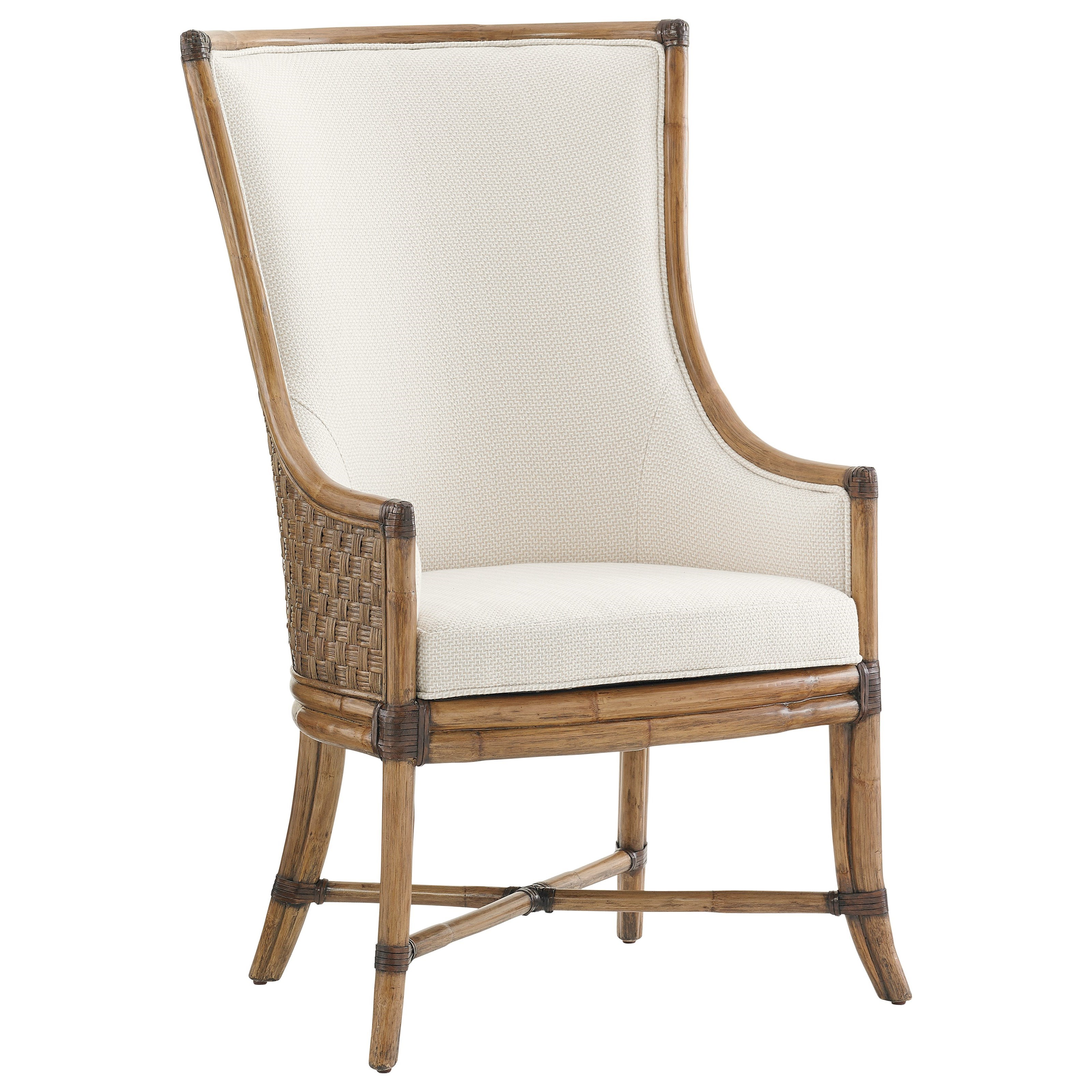 Tommy Bahama Home Twin Palms Balfour Host Chair - Item Number: 558-885-01