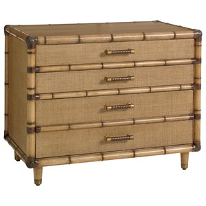 Tommy Bahama Home Twin Palms Soundings File Chest