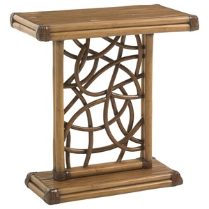 Tommy Bahama Home Twin Palms Angler Accent Table