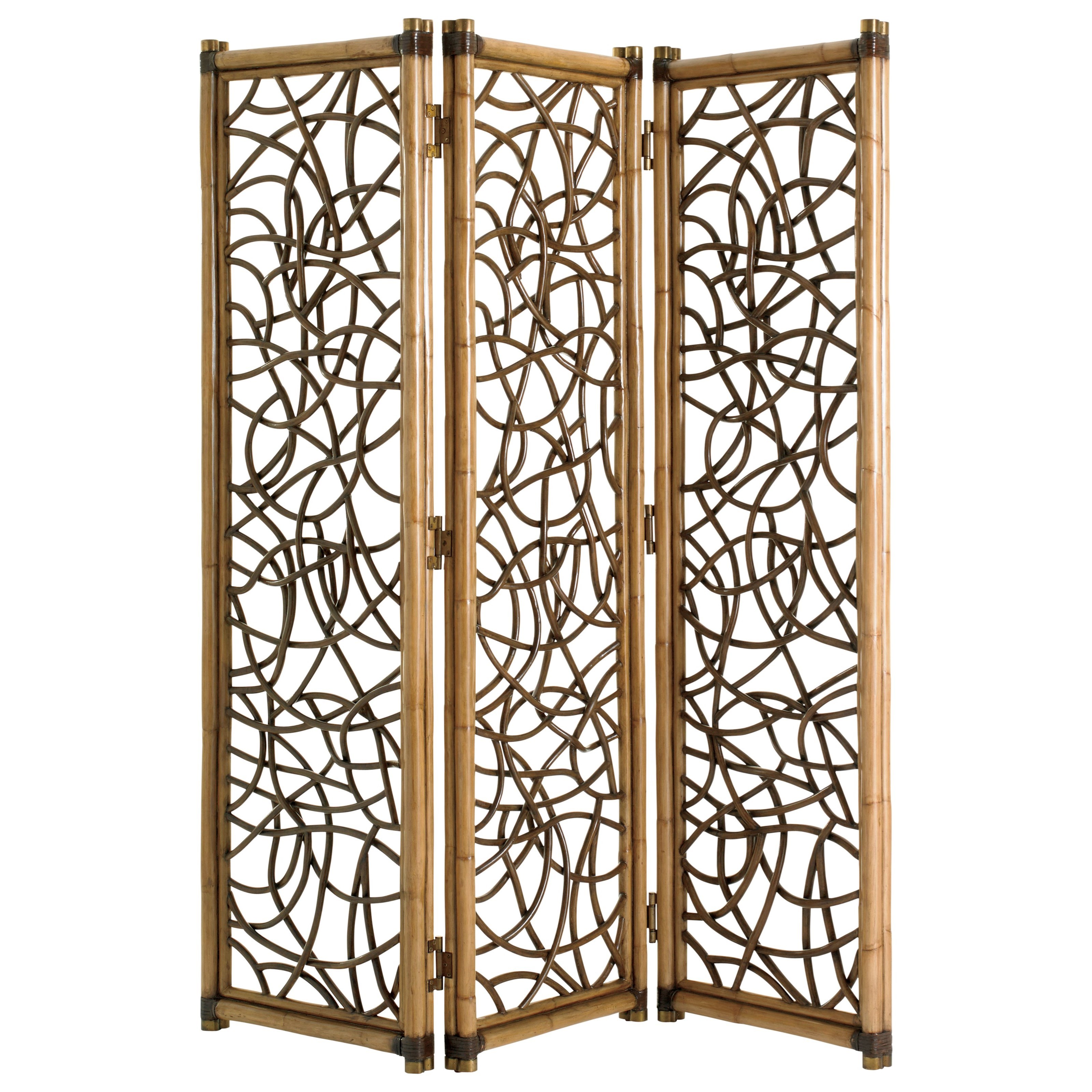 Twin Palms Exuma Screen by Tommy Bahama Home at Baer's Furniture