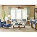 Tommy Bahama Home Twin Palms Coconut Grove Sofa
