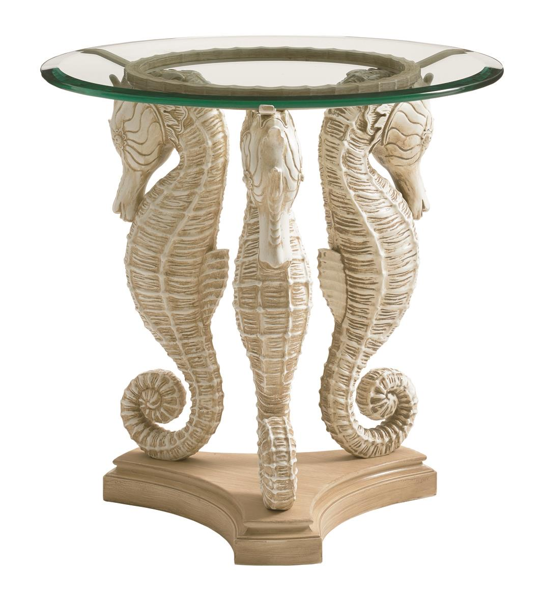 Tommy Bahama Outdoor Living Alfresco Living Sea Horse Table - Item Number: 3100-205