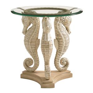 Tommy Bahama Outdoor Living Alfresco Living Sea Horse Table