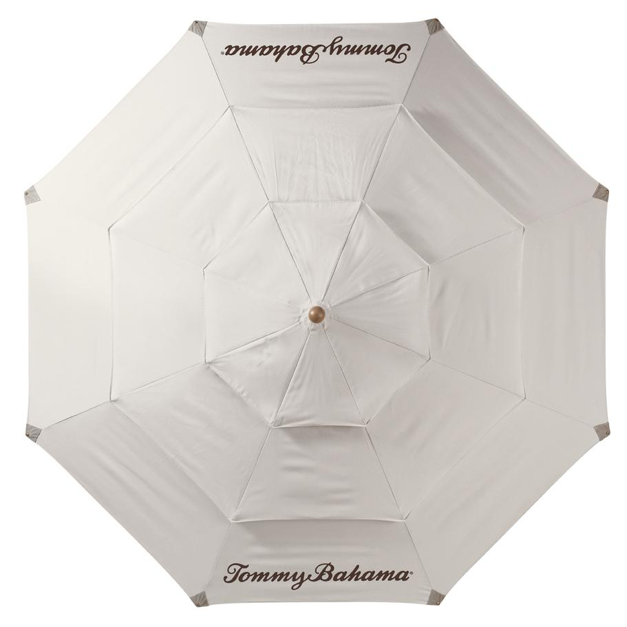 Alfresco Living Canvas Umbrella by Tommy Bahama Outdoor Living at Baer's Furniture