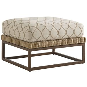 Tommy Bahama Outdoor Living Aviano Outdoor Ottoman