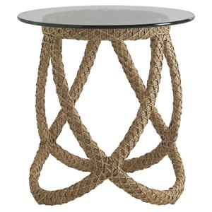 Tommy Bahama Outdoor Living Aviano Outdoor End Table