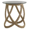 Tommy Bahama Outdoor Living Aviano Outdoor End Table - Item Number: 3220-953GT+TB