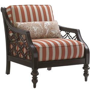 Tommy Bahama Outdoor Living Black Sands Outdoor Lounge Chair