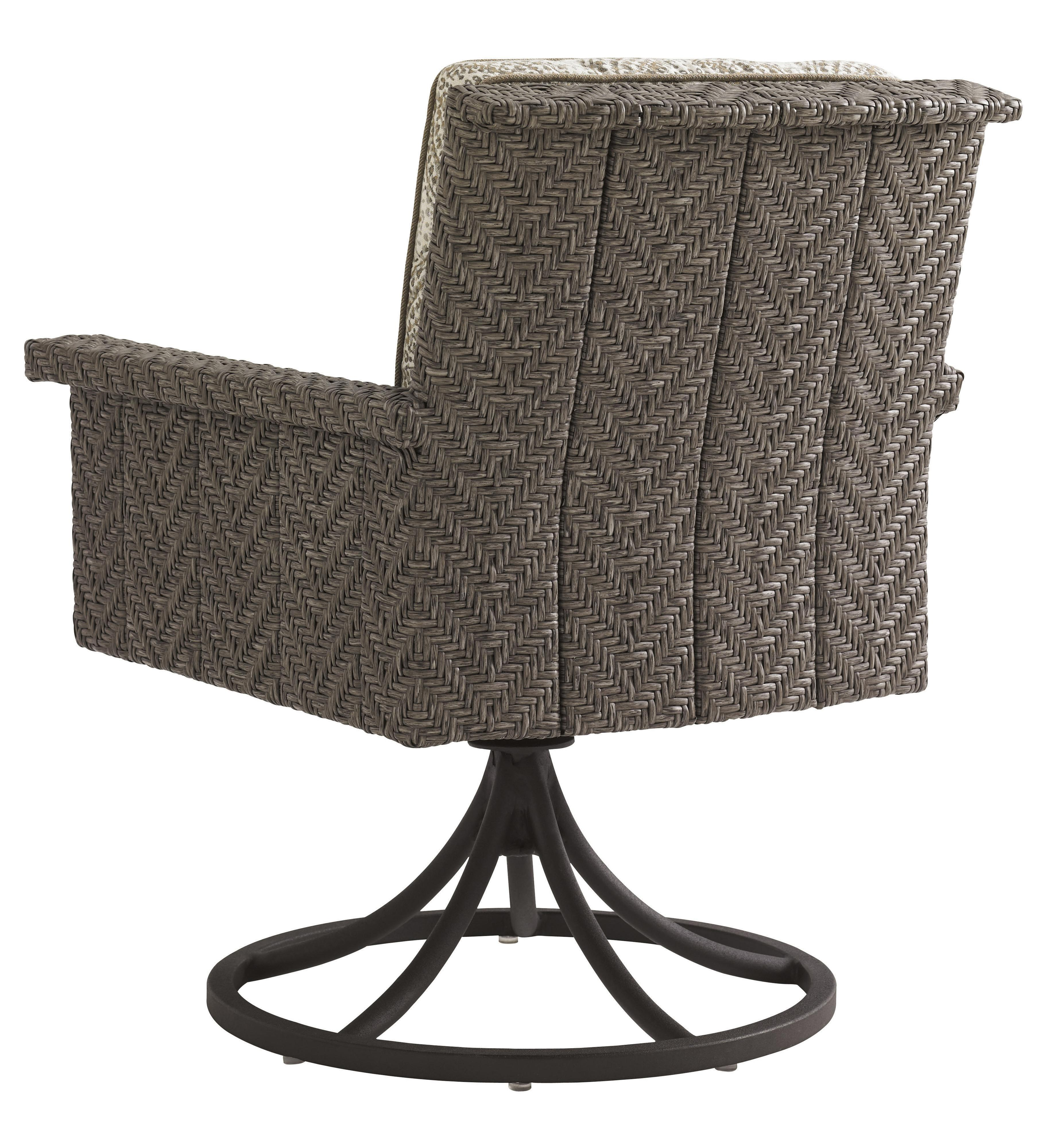 """Tommy Bahama Outdoor Living Blue Olive 54"""" Round Dining ..."""