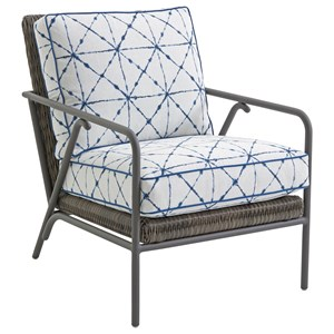 Tommy Bahama Outdoor Living Cypress Point Ocean Terrace Outdoor Occasional Chair