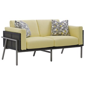 Tommy Bahama Outdoor Living Del Mar Outdoor Loveseat
