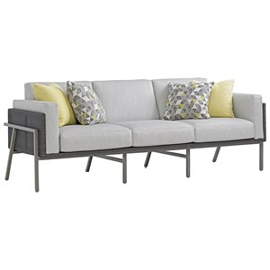 Tommy Bahama Outdoor Living Del Mar Outdoor Sofa