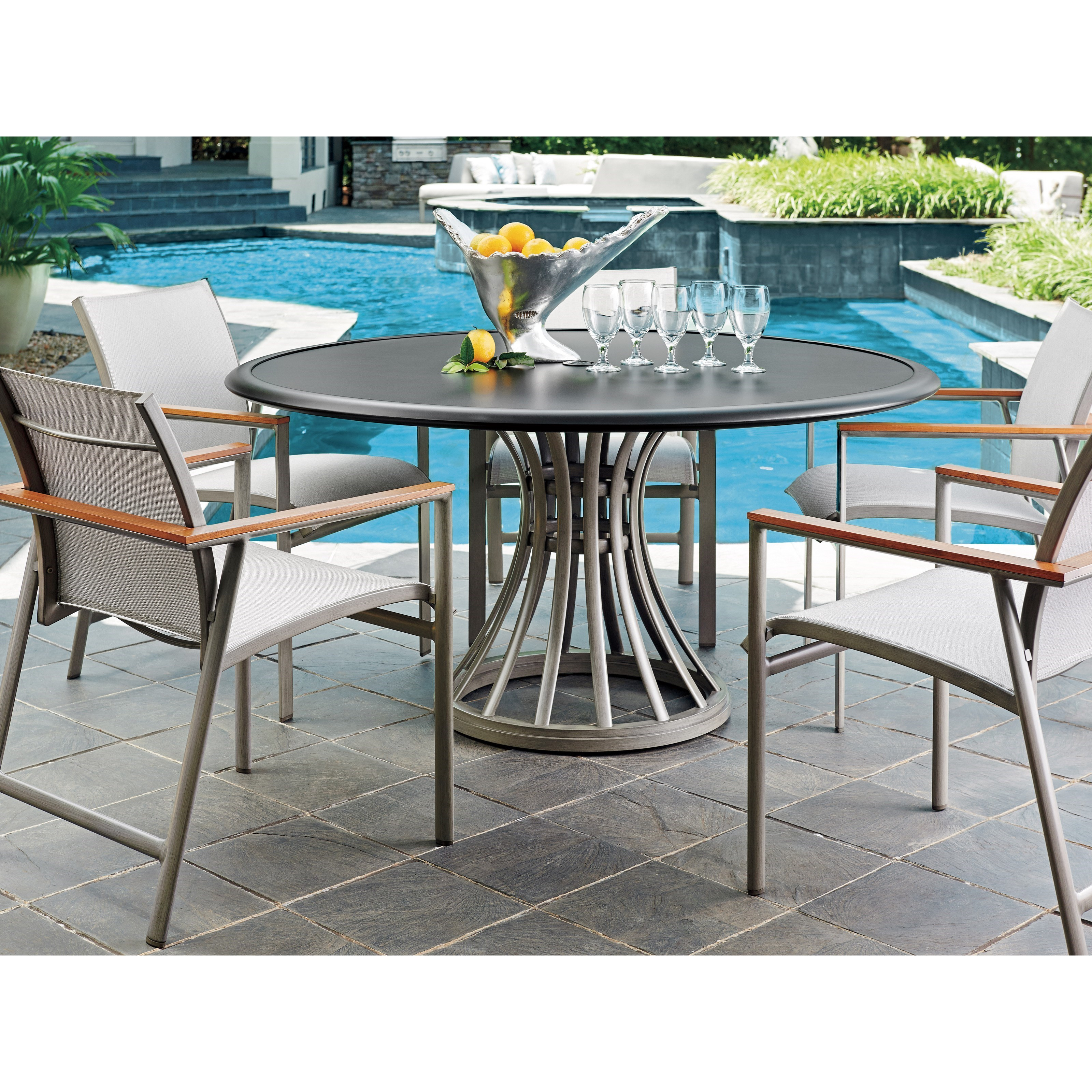 Tommy Bahama Outdoor Living Del Mar 6 Pc Dining Set Item Number 3800