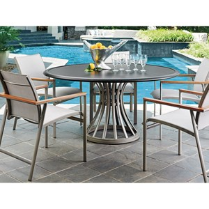 Tommy Bahama Outdoor Living Del Mar 6 Pc Outdoor Dining Set