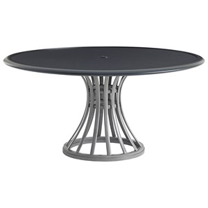 Tommy Bahama Outdoor Living Del Mar Round Outdoor Dining Table