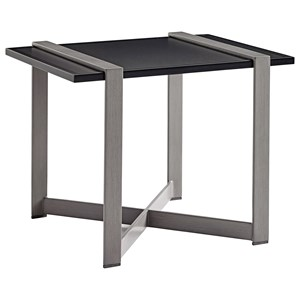 Tommy Bahama Outdoor Living Del Mar Rectangular End Table