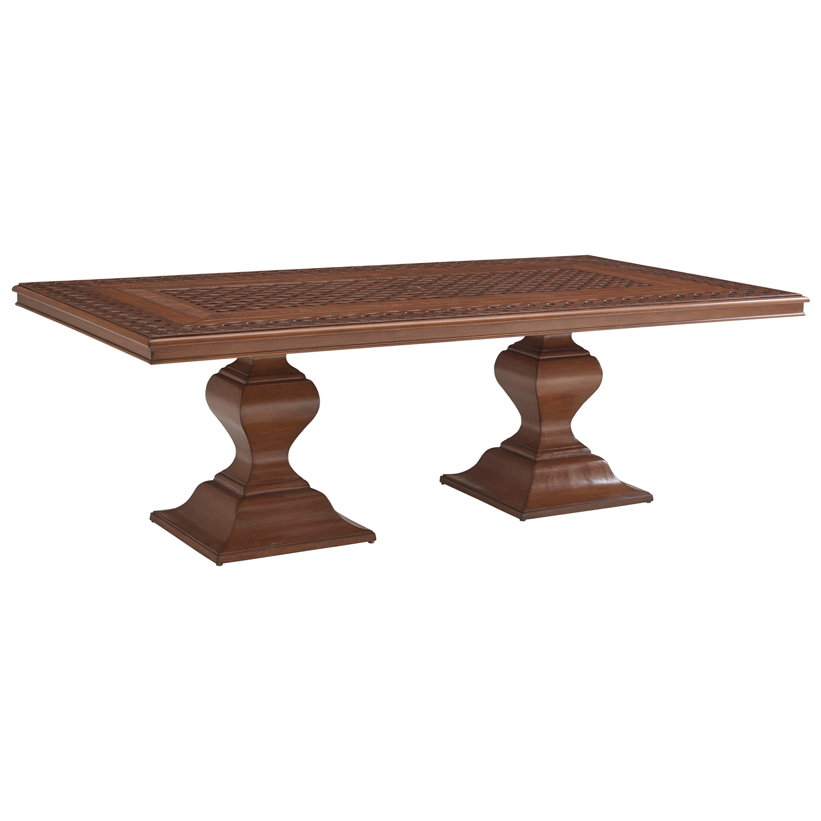 Harbor Isle Rectangular Dining Table by Tommy Bahama Outdoor Living at Jacksonville Furniture Mart
