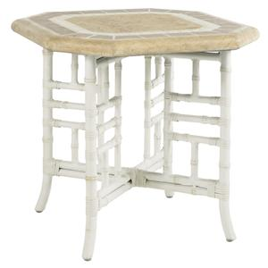 Tommy Bahama Outdoor Living Island Estate Hamptons Outdoor Side Table