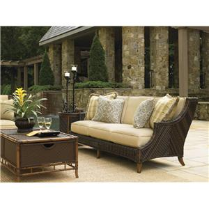 Tommy Bahama Outdoor Living Island Estate Lanai 4 Piece Patio Set